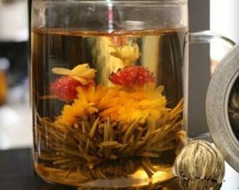 Happiness Flowering Tea