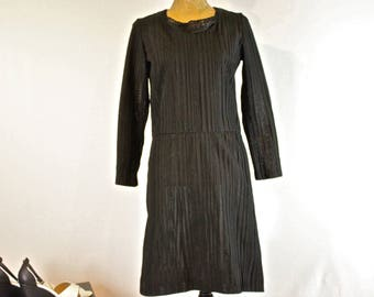 1960s black dress | little black dress | 1960s little black dress