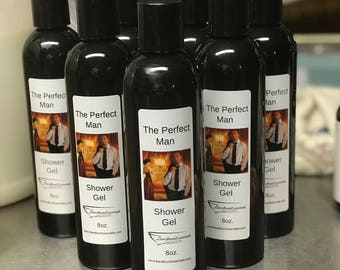 The Perfect Man Shower Gel - Body Wash
