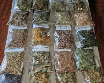 Dried Herbs - 20 x 5 gram bags