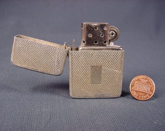 Cigarette Lighter  * Vintage Old Collectible * Storm King * Park * Wind proof * Sherman