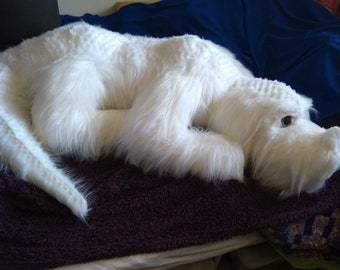 Giant 2m Falcor Plushie (Never Ending Story)