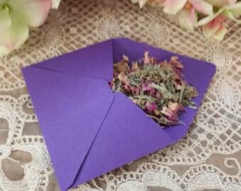 3 Psychic Awareness envelopes, Herbal Blend, Spells, Psychic Awareness, White Witch, Spell Craft