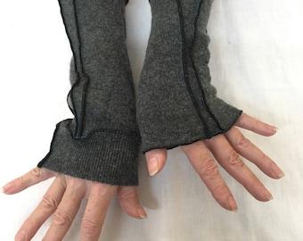 Cashmere Industrial Zen Wristlets