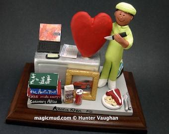 Cardiac Surgeon's Gift, Heart Bypass Surgeon's Gift, Cardiologist Graduation Gift,  Thoracic Surgeons Gift, Surgeon's Birthday Gift