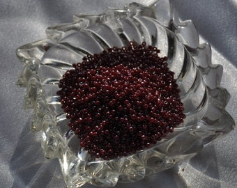 Japanese seed beads size 11