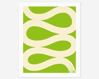 GOING #1 (Giclée Fine Art Print/Photo Print/Poster Print) Modern, Minimal, Abstract Artwork