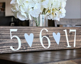 save the date, wedding date, wedding wood sign