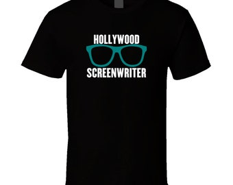 Hollywood Screenwriter Screenwriter Gift Screenwriters Screenwriter Shirt Screenwriter Present Screenwriter TShirt Screenwriter Tee Writers
