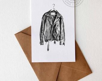 Fashion Sketch Fashion Art Sketch Fashion Illustration Fashion Art Girl Birthday Card Fashion Birthday Minimalist Card Boyfriend Birthday