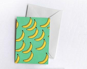 Banananana | Greetings Card