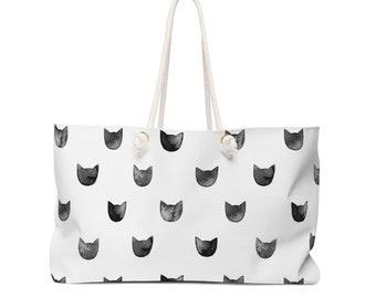 Cat Weekender Bag