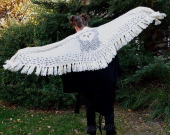 hedwig KNITTING PATTERN