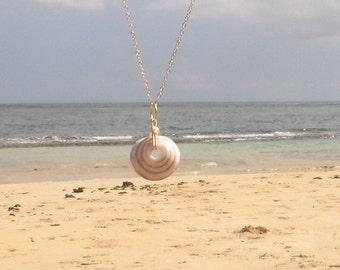 BESTSELLER Beautiful Puka Shell Necklace.