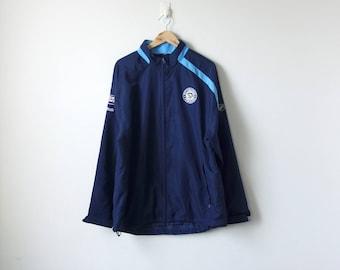 90s Penguins & Bud Light Windbreaker - 90s Windbreaker Vintage Windbreaker 90s Streetwear - Penguins Jacket - Reebok Windbreaker - Men's M