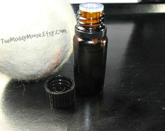 Dryer Ball Scenting Kit, All Natural Wool Dryer Ball Scent 10 mL