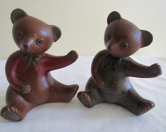 Baby Wooden Teddys