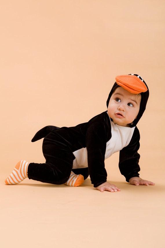 sc 1 st  Etsy & Penguin suit kids costume christmas gift