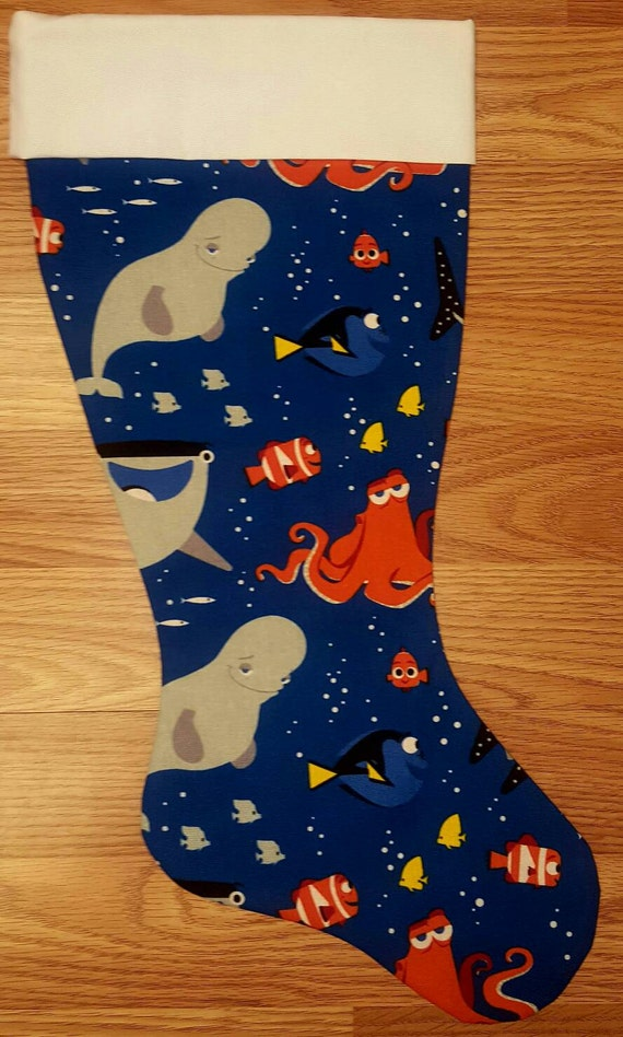 Finding Dory Christmas Stocking