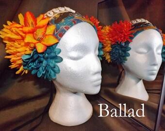 ATS Tribal Fusion Belly Dance Headpiece, Ballad