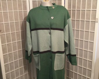 Huge Sale Vintage Rodier Vintage Sweater Coat