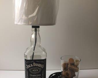 Table Lamp Bottle Recycling Jack Daniel's 1 lt