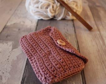 CROCHET NEEDLE MINDER pattern crochet organiser pattern crochet patterns crochet gift