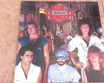 "Night Ranger ""Midnight Madness"""