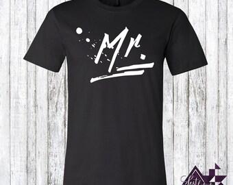 Groom Shirt - Mr. Grunge T-shirt