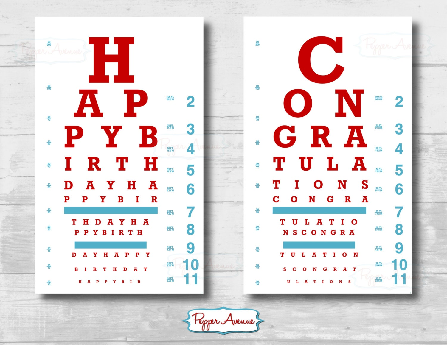 Doctor or nurse party eye chart birthday or graduation party zoom nvjuhfo Image collections
