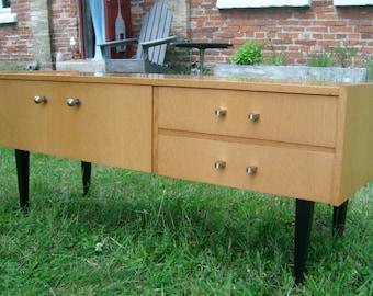 Vintage Lowboard dressoir commode des années 60 - 2room