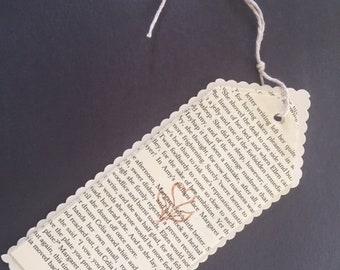 Hand made bookmarks.