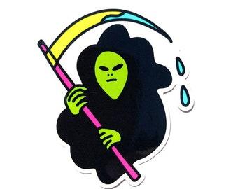 Alien Grim Reaper