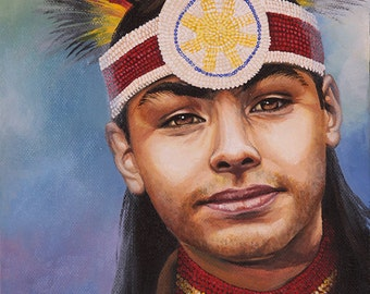 Spirit of the Ancestors - Fine Art Print