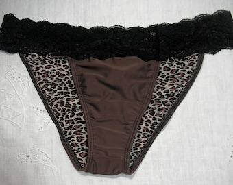 Transgender female mtf Intimate lacetop shaping panties (TC-4)