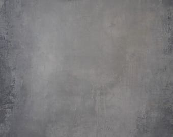 Gray wall - Poster