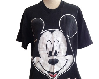 Vintage DISNEY Mickey Mouse early 90s Tshirt