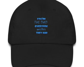 Best Dad Adjustable Hat Cap For Fathers Day Dads Birthday
