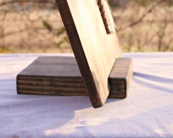 Wooden Board Easel
