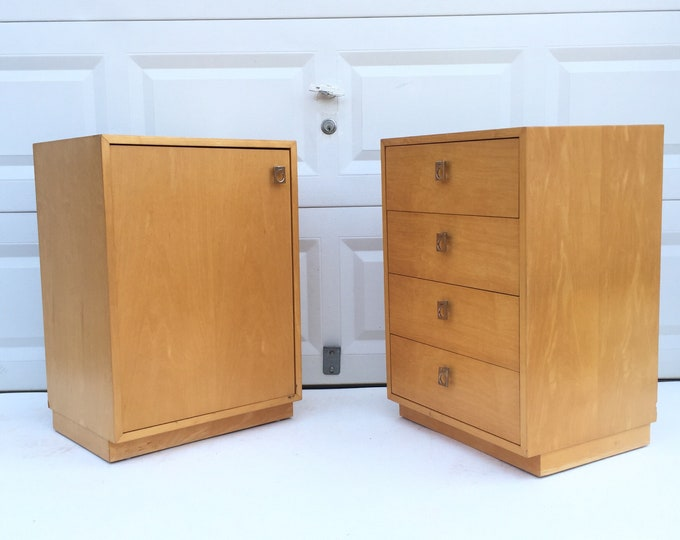 Mid-Century Nightstands by Founders