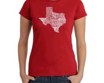 Women's T-shirt - The Great State of Texas