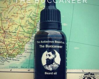 The Buccaneer - beard oil - The Audacious Beard Co