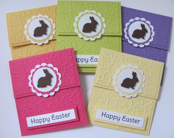 Easter gift card etsy easter gift card holder easter cards easter gift gift for kids happy negle Image collections