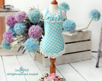 Soda Pop - Designer Handmade beach/summer dress/bathing suit  for Dogs and Pets / Free Shipping