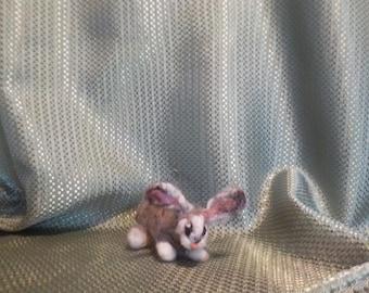 Needle Felted Miniature Bunny