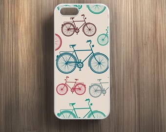 Vintage Bicycle iPhone 6 Case Pattern iPhone 6s Case iPhone 6 Plus Case iPhone 6s Plus Case iPhone 5s Case iPhone 5 Case iPhone SE Case