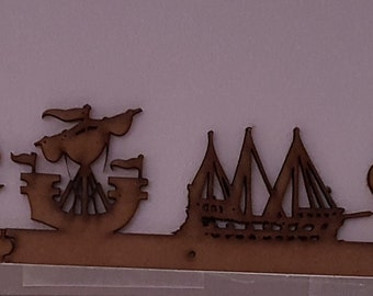 boats frieze