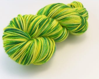 Hand Dyed Yarn Dandelions MCN DK handdyed hand-dyed