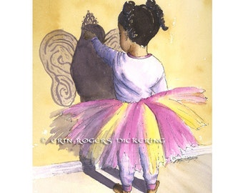 Fairy Dreams fine art print 8x10