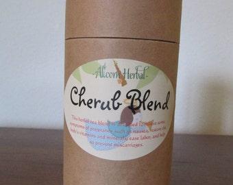 """Pregnancy Herbal Tea - """"Cherub Blend"""""""